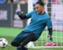 courtois or navas? lopetegui tight-tipped on champions league starter