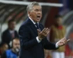 napoli boss ancelotti: red star are 'professionals at time wasting and diving'