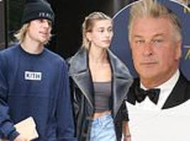 alec baldwin insists his niece hailey baldwin and justin bieber did have quickie wedding