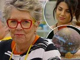 Dessert Week was delicious on The Great British Bake Off, by Jim Shelley
