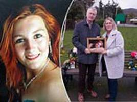 georgia williams would still be alive if 'police had done job' according to her devastated parents