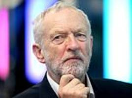 jeremy corbyn was so shocked he nearly won the election he almost said the f-word, new book reveals