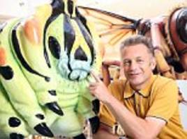 tv wildlife presenter chris packham calls for all primary schools to be twinned with farms
