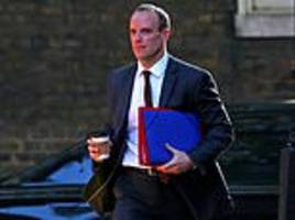 Dominic Raab says Brussels must match UK's 'flexibility' on Brexit