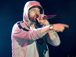 Eminem's new diss track had the biggest debut of a hip-hop song in YouTube's history