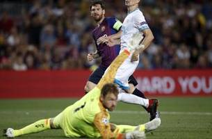 Messi scores another hat trick, Mbappe's mistake sinks PSG