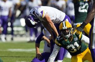 vikings cut k carlson, set to bring in dan bailey