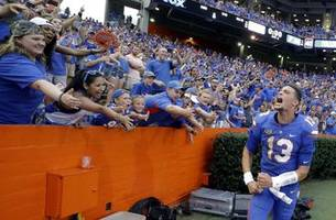 Franks gets 'chills' watching Tennessee-Florida ending