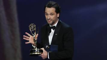 Emmy Awards 2018: Matthew Rhys surprises fans with accent