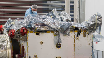 solar orbiter: spacecraft to leave uk bound for the sun