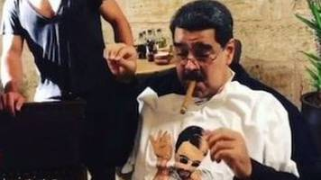 Nicolás Maduro: Fury over Venezuela leader's Salt Bae 'feast'