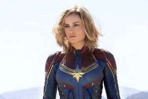 watch the first trailer for captain marvel, marvel's next big film