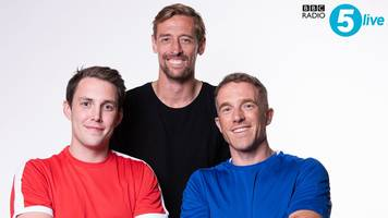 beckham, bierhoff, ping pong and tord grip - 10 things you didn't know about peter crouch