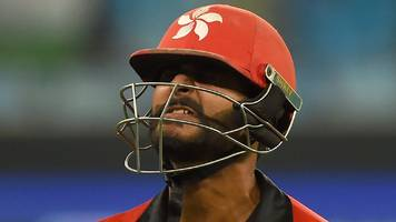 India avoid shock defeat by Hong Kong at Asia Cup