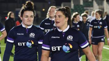 Scotland women's rugby 'needs paradigm shift' to compete with fully professional England
