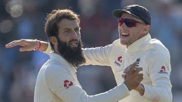 Moeen Ali has 'full support' of England team over 'Osama' claim - Joe Root