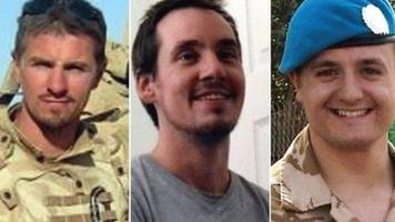 Men acquitted after fatal SAS march in Brecon Beacons