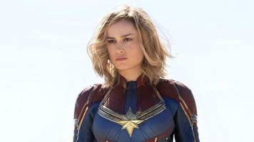 The First Trailer for Captain Marvel & More MCU News