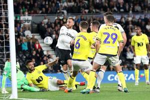 derby county held to goalless draw with blackburn rovers at pride park
