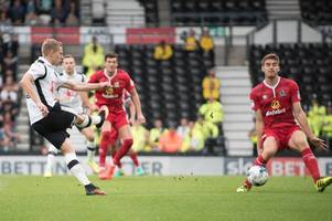 former nottingham forest man predicts score of derby county v blackburn rovers