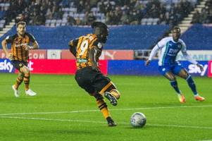 hull city ratings: nouha dicko and jarrod bowen provide some spark but who starred?