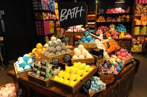 lush in hull is looking for christmas staff - and the pay is very competitive
