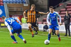 hull city hurt by the fine margins again in a campaign still searching for momentum