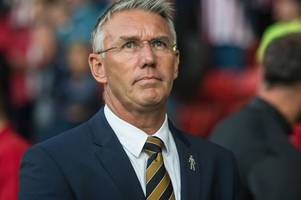 nigel adkins left frustrated after hull city's loss at wigan athletic