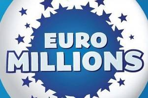 EuroMillions results: Winning numbers and Thunderball for £40m jackpot on Tuesday, September 18