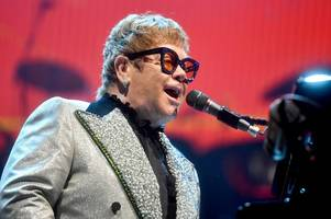 m&s wants take that for christmas advert as john lewis reportedly pays elton john £5m to sing