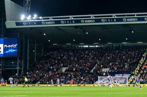 'West Brom were different class - but result doesn't reflect performance' Bristol City fans react to defeat