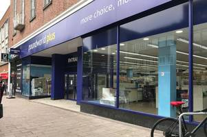 this is what is replacing exeter's poundworld store - and it's opening on friday