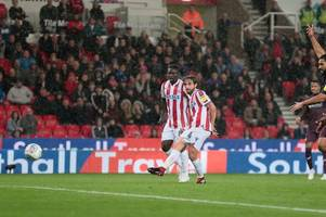 stoke city player ratings: joe allen the main man for victorious potters