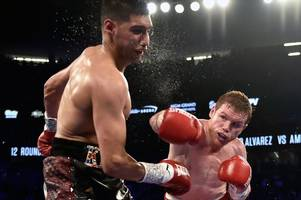 Saul 'Canelo' Alvarez breaks silence over third fight vs Gennady Golovkin