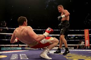 who is alexander povetkin? anthony joshua's next opponent profiled