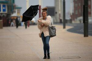 Lincolnshire predicted to avoid the worst of Storm Helene today