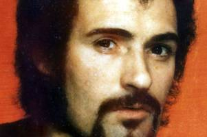 serial killer peter sutcliffe - known as the yorkshire ripper - taken to hospital