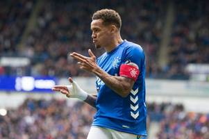 james tavernier signs new rangers deal as club captain commits future despite english interest