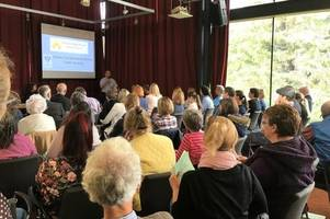 parents meet to talk about pitlochry high school's future
