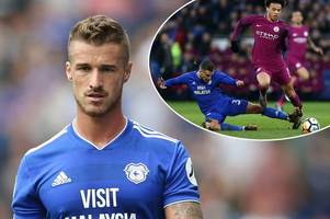 how cardiff city star joe bennett proved man city's social media trolls, neil warnock and pep guardiola wrong