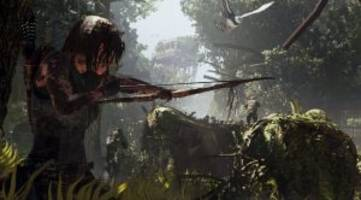 shadow of the tomb raider is a looker, but gameplay is divisive