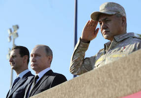 Syrian air defense mistakenly shoots down Russian plane