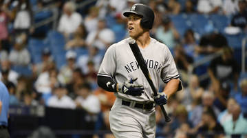 Aaron Judge Returns to Yankees Lineup vs. Red Sox After Wrist Injury