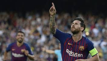 Barcelona 4-0 PSV Eindhoven: Report, Ratings & Reaction as Lionel Messi Conducts Blaugrana Orchestra