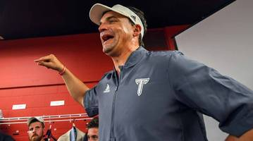 behind the scenes with troy: how neal brown runs a power 5 giant-killer