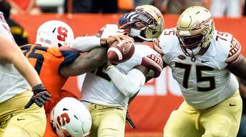 bowl projections: what if this is the year florida state's streak finally ends?