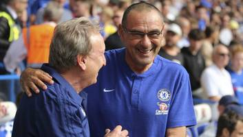 chelsea boss sarri embraces premier league culture by bringing wines to share with other managers