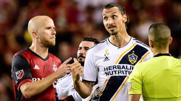 Michael Bradley on Zlatan Ibrahimovic Scuffle: 'There Wasn't Much to It'