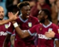 'great team performance' - aston villa's yannick bolasie lauds rotherham win