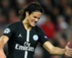 'i'd like to see how well premier league teams do in ligue 1' - cavani dismisses idea of french football inferiority